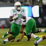 Royce Freeman - 2017 NFL Mock Draft