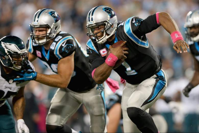Cam Newton Spread Offense