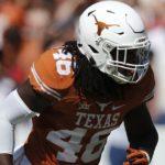 Malik Jefferson - 2018 NFL Draft