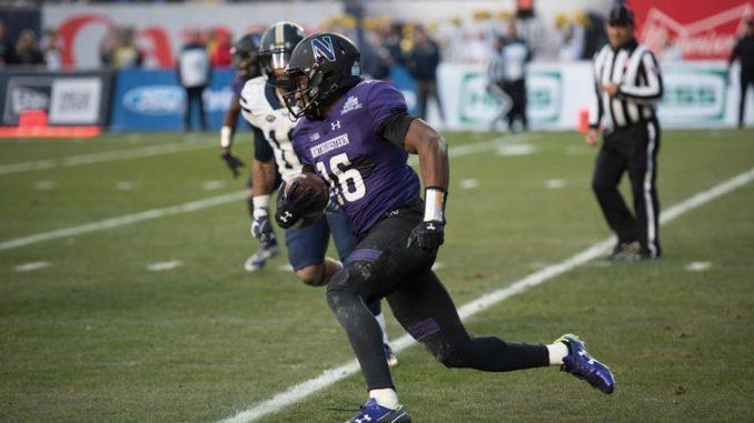 Godwin Igwebuike - 2018 NFL Draft