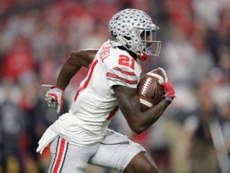 Parris Campbell - 2019 NFL Draft