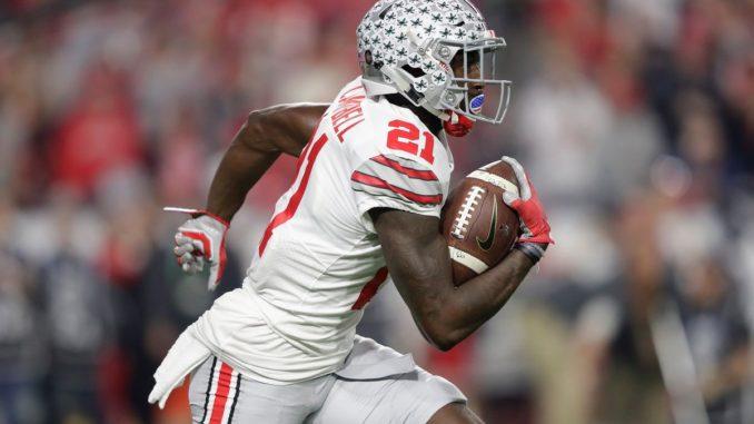 Parris Campbell - 2019 NFL Draft