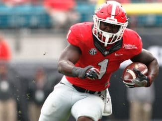 Sony Michel - 2018 NFL Mock Draft