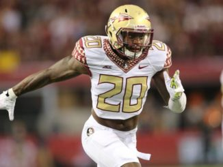 Trey Marshall - 2018 NFL Draft