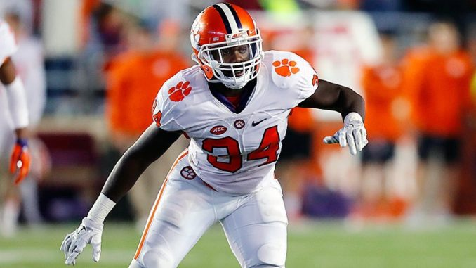 2019 NFL Mock Draft: Kendall Joseph