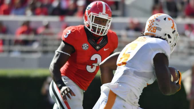 2018 NFL Mock Draft: Roquan Smith