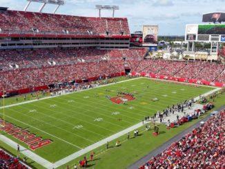 Tampa Bay Stadium NFL Draft