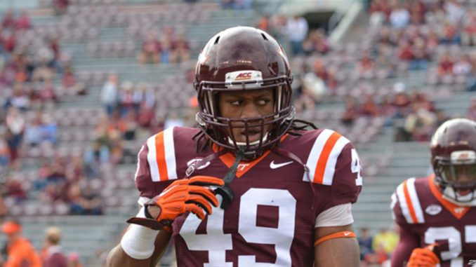2018 NFL Mock Draft: Tremaine Edmunds