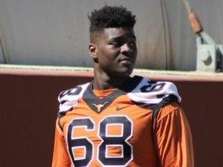 Desmond Harrison - 2018 NFL Draft