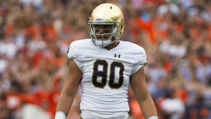 Durham Smythe - 2018 NFL Draft