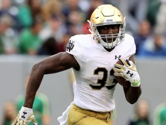 Josh Adams Notre Dame Scouting Report NFL