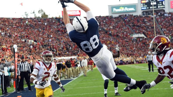 Mike Gesicki - 2018 NFL Draft