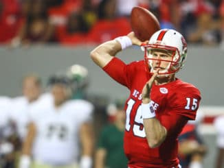 Ryan Finley - 2019 NFL Draft
