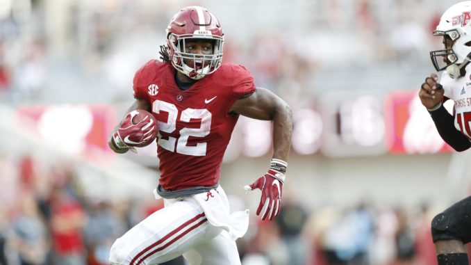 Najee Harris 2020 NFL Mock Draft