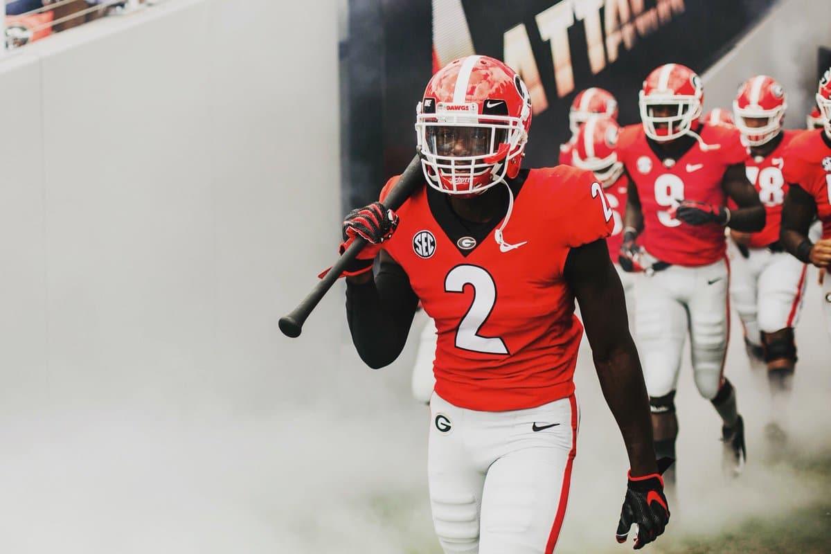 Richard LeCounte 2021 NFL Mock Draft