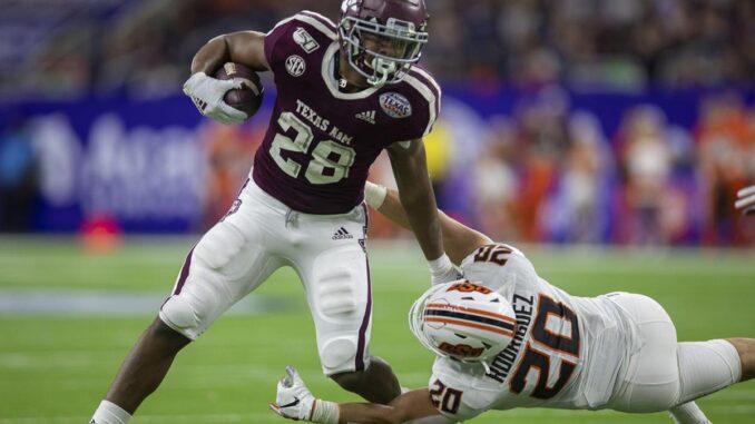 Isaiah Spiller NFL Draft